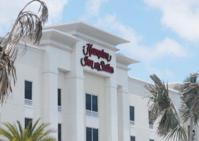 1920-Crown Moldings 6, Hampton Inn & Suites