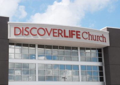 1920-Signage 12, Discover Life Church