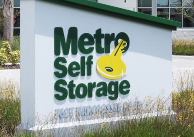 1920-Signage 22, Metro Self Storage
