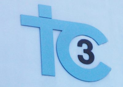 1920-Signage 3, close up, Treasure Coast Community Church