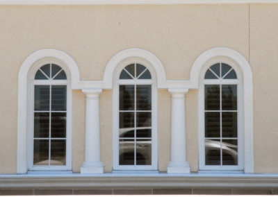 Pidements 10 - windows w half columns
